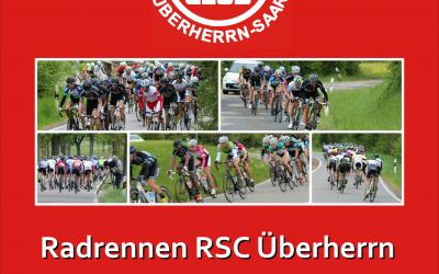 Radrennen auf dem Saargau
